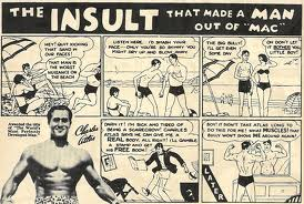 Early Charles Atlas Ad