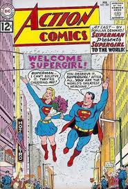 Superman and Supergirl: Observations onCharacter