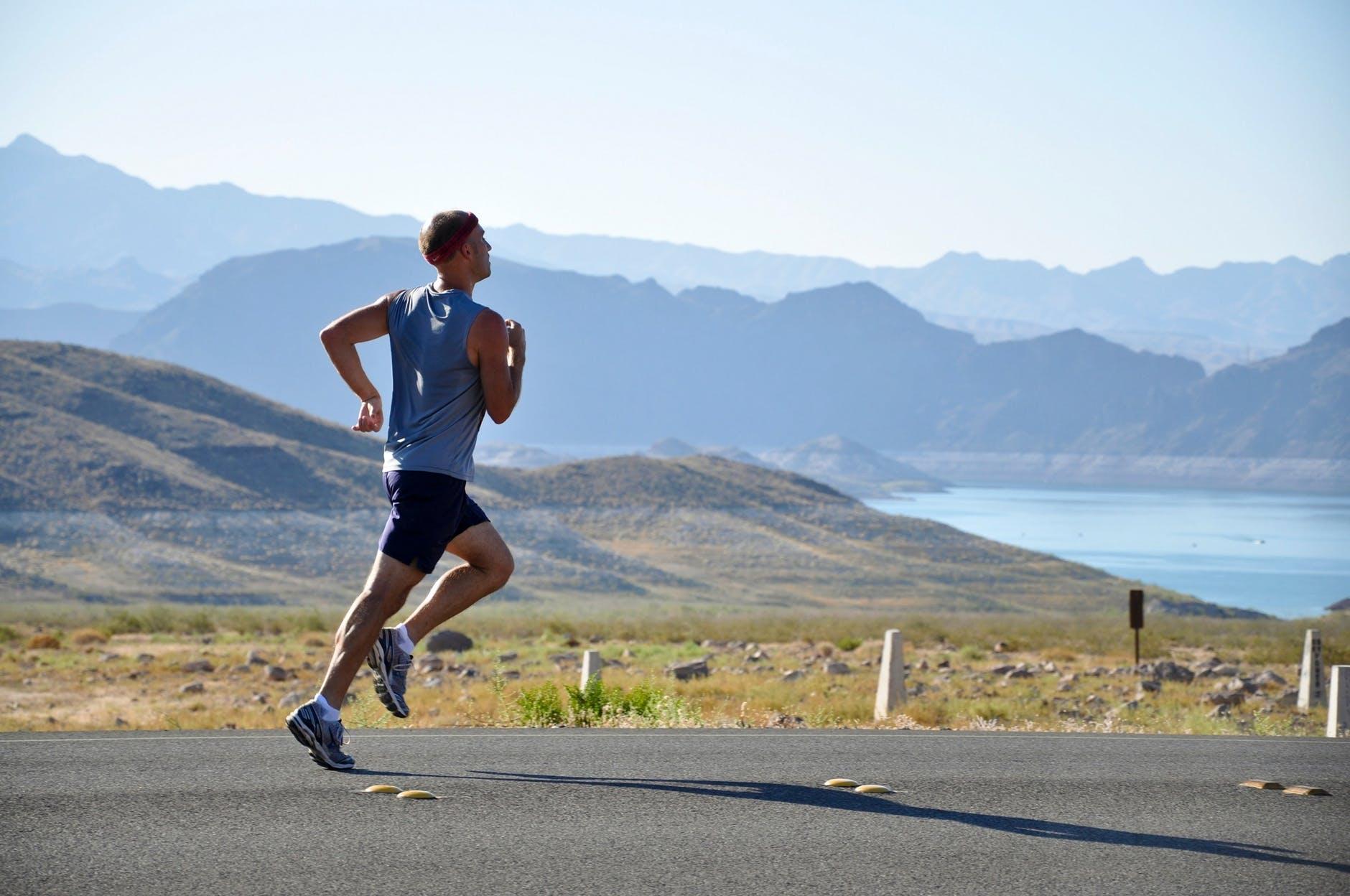 adventure athlete athletic daylight