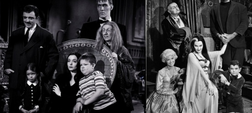 Addams Family vs Munsters: Can't We All Just GetAlong?