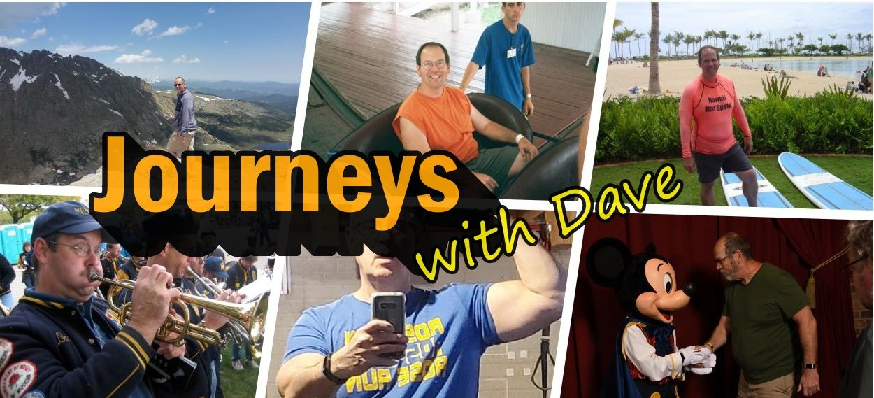 Journeys With Dave